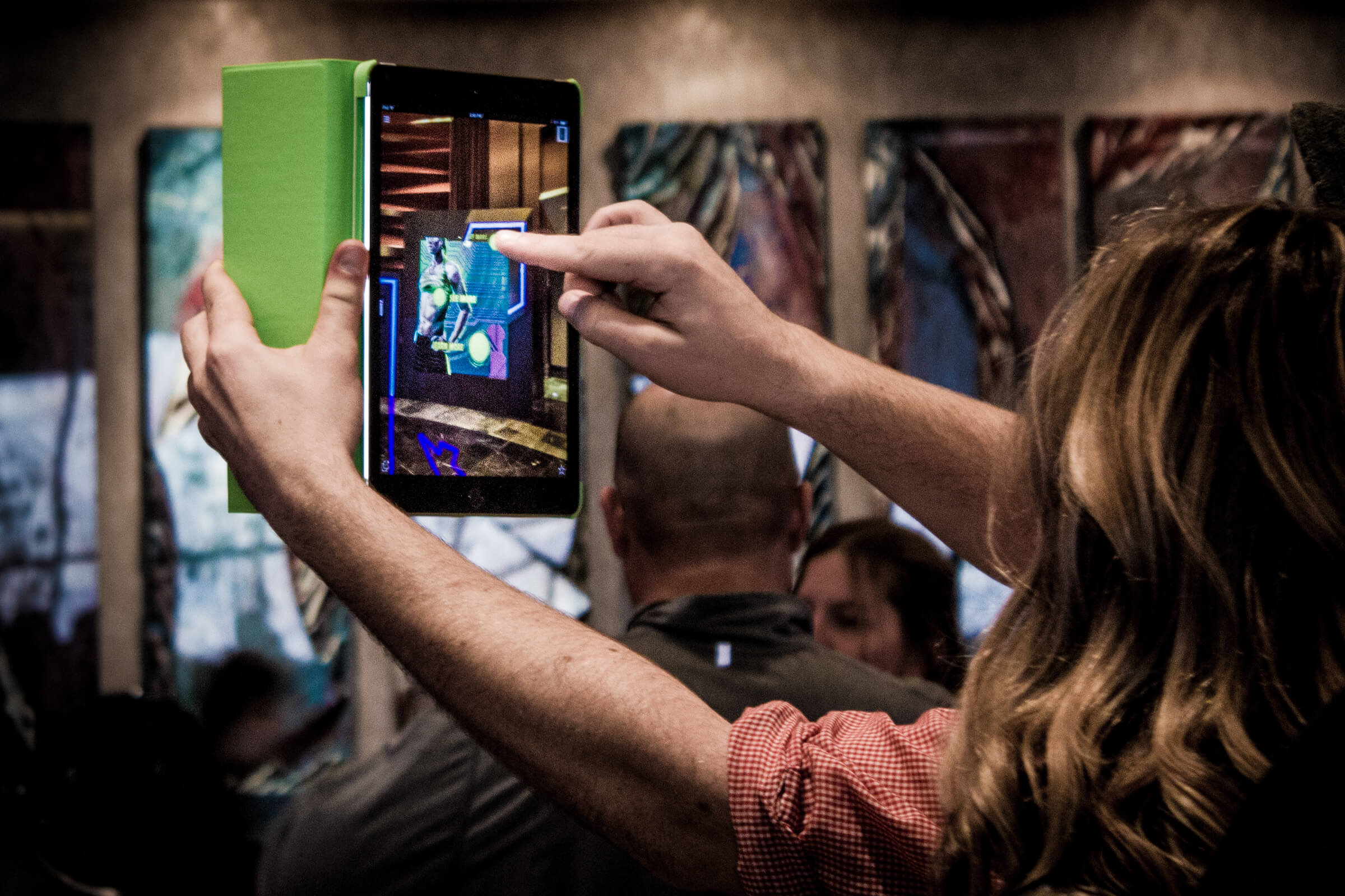 AR in Sports Betting and Casino